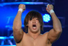 Kota Ibushi (Photo by ????? at Wikimedia Commons)