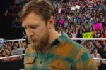 Daniel Bryan Announces His Retirement On RAW (Video)