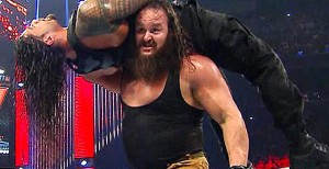 Braun Strowman Slotted For Main Event Push, Match With Lesnar At SummerSlam