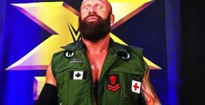 Eric Young Debuts In NXT (Video)
