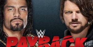 WWE Payback Results - May 1, 2016