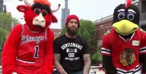 CM Punk Dances With Mascots To Hype UFC Chicago, Hideo Itami Returning Soon