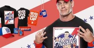 John Cena T-Shirt Pulled From WWE Shop After Legal Threat From Beer Company