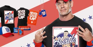 John Cena T-Shirt Pulled From WWEShop After Legal Threat From Beer Company