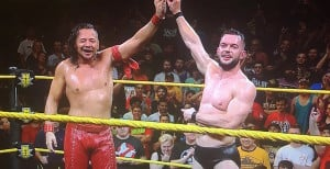 Spoilers: NXT Tapings Results For The Next 3 Weeks (Balor vs. Nakamura)