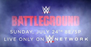 Feud To End At WWE Battleground