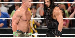 John Cena Teases Feud With Roman Reigns: