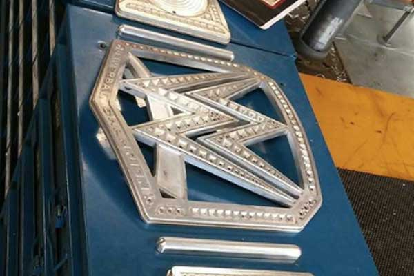 Orange County Choppers >> Photo: New WWE Championship Belt Coming Soon? - SEScoops