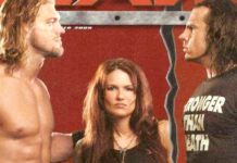 Edge, Lita and Matt Hardy