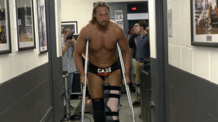 Image result for WWE Announces That Big Cass Will Require Surgery