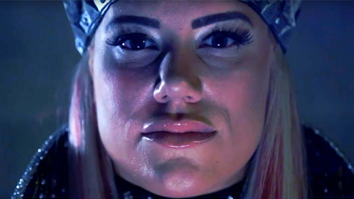Taya Valkyrie Coming Soon to GFW (Video) - SEScoops