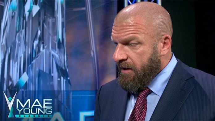 Triple H Reacts To Mae Young Classic Finals, Confirms ...