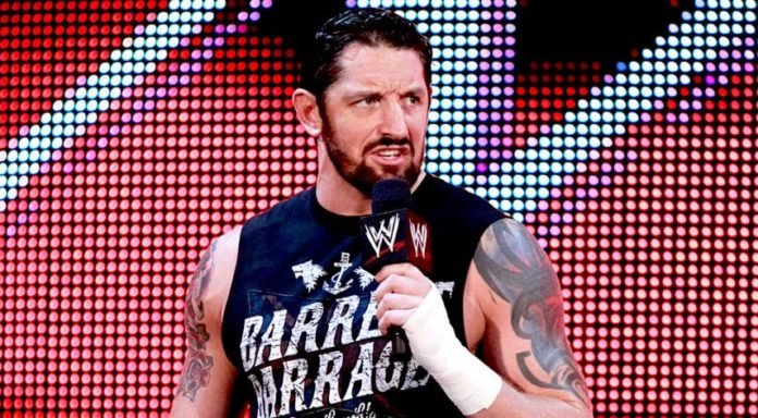Wade Barrett Shares What Brock Lesnar Was Like Backstage, Recalls ...