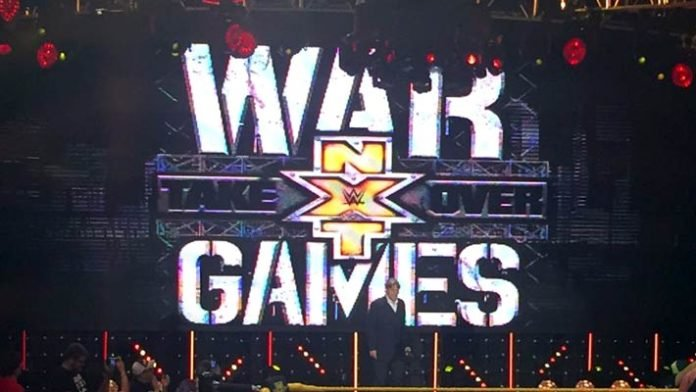 Image result for nxt takeover war games logo