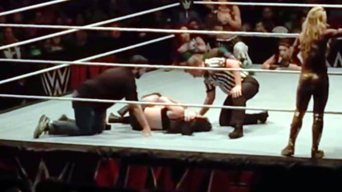 Paige Injury Update Video Of The Incident Sescoops