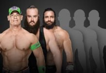 Elimination Chamber main event