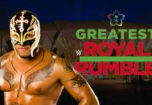 Rey Mysteiro Greatest Royal Rumble