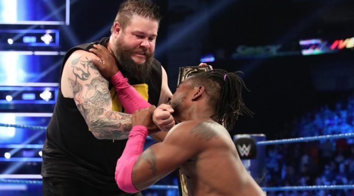 Kevin Owens New Day