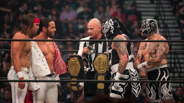 AEW To Hold Tournament To Crown First Tag Team Champions