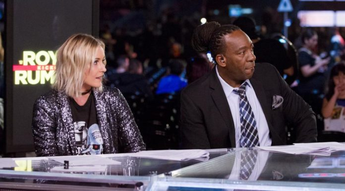 Renee Young and Booker T will host WWE Backstage