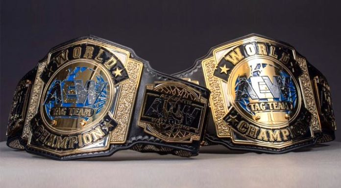 AEW's World Tag Team Championships