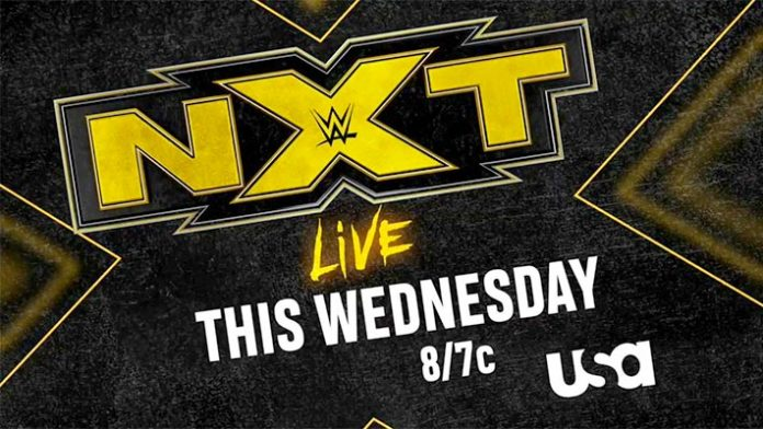 NXT on USA Network