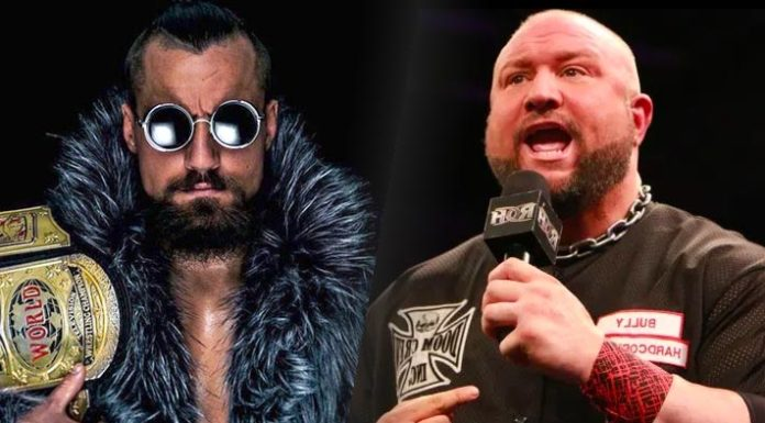 Marty Scurll and Bully Ray