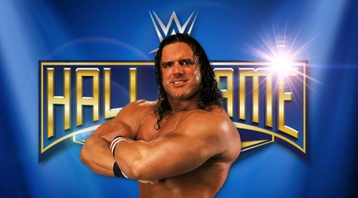 Davey Boy Smith will be going into Hall Of Fame this year