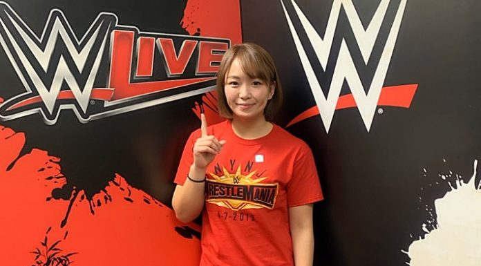Sareee has signed with WWE