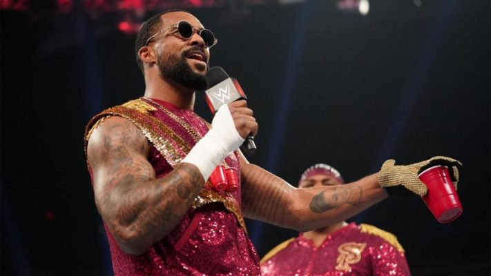 Montez Ford: I Broke My Back & Still Made It To WrestleMania