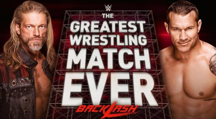 Edge Orton Greatest Match Ever at Backlash