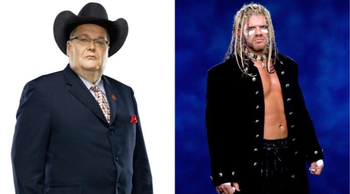 Jim Ross and Raven