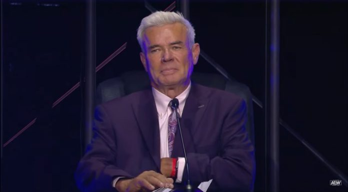Eric Bischoff returned to TNT after 20 years last week