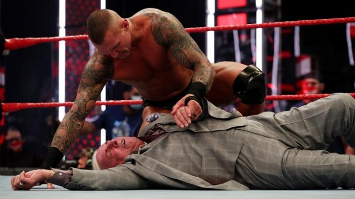 Ric Flair Comments On WWE Raw Attack By Randy Orton 1