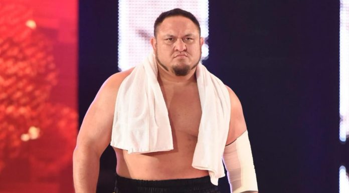 MVP suggests that Samoa Joe could return to action soon