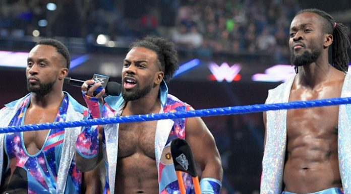 Xavier Woods responds to the people suggesting that the New Day should break up