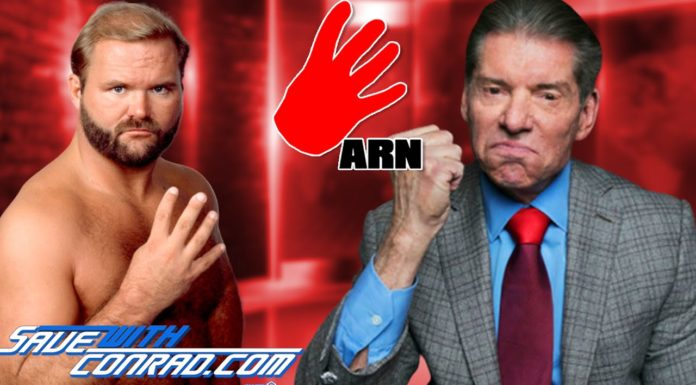 Arn Anderson on Vince McMahon