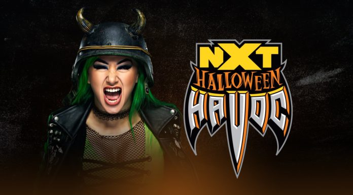 WWE Announces NXT Halloween Havoc (10/28)